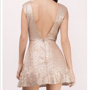 White Vina Dress